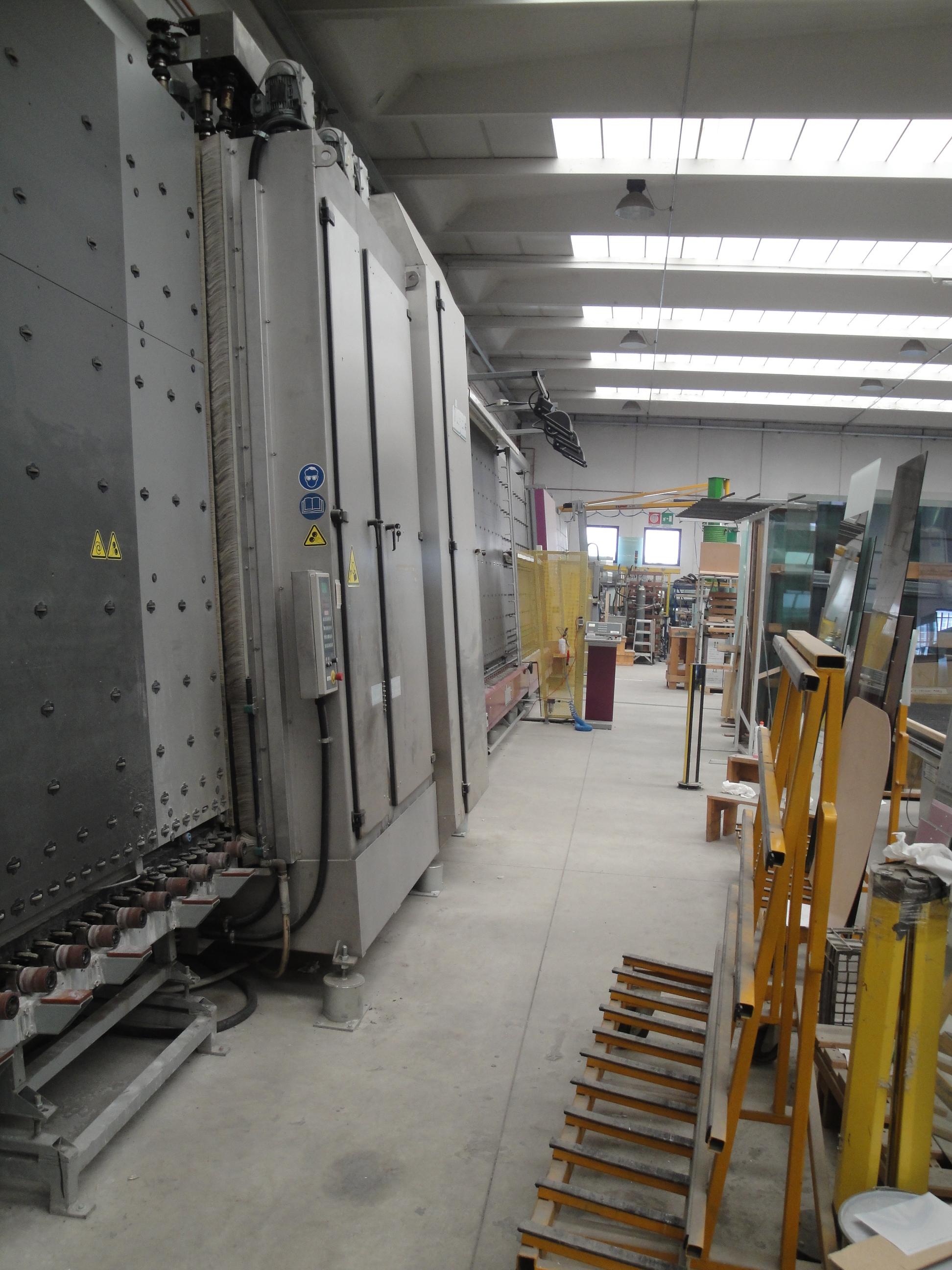 impianto vetrocamera zoanni vetreria gordona