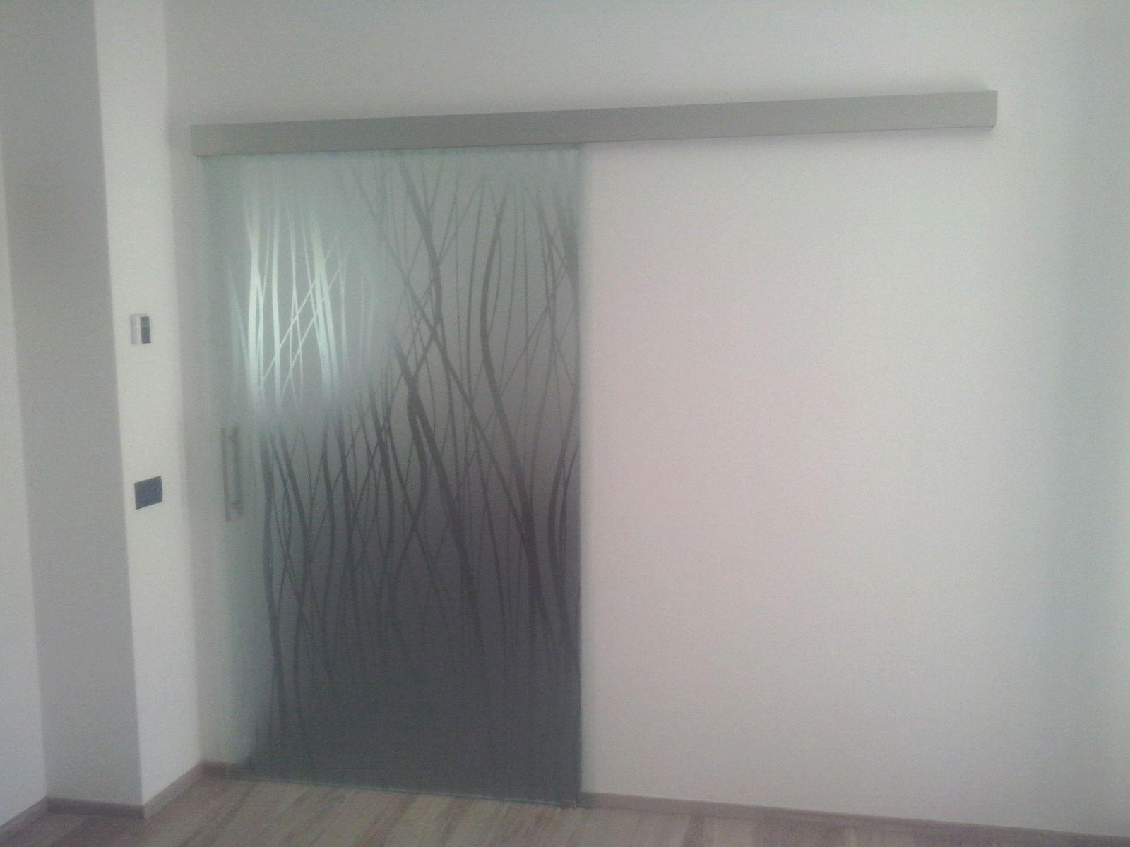 porta scorrevole vetreria sondrio zoanni